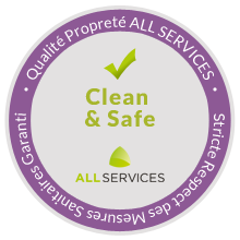Label All Services - Clean & Safe